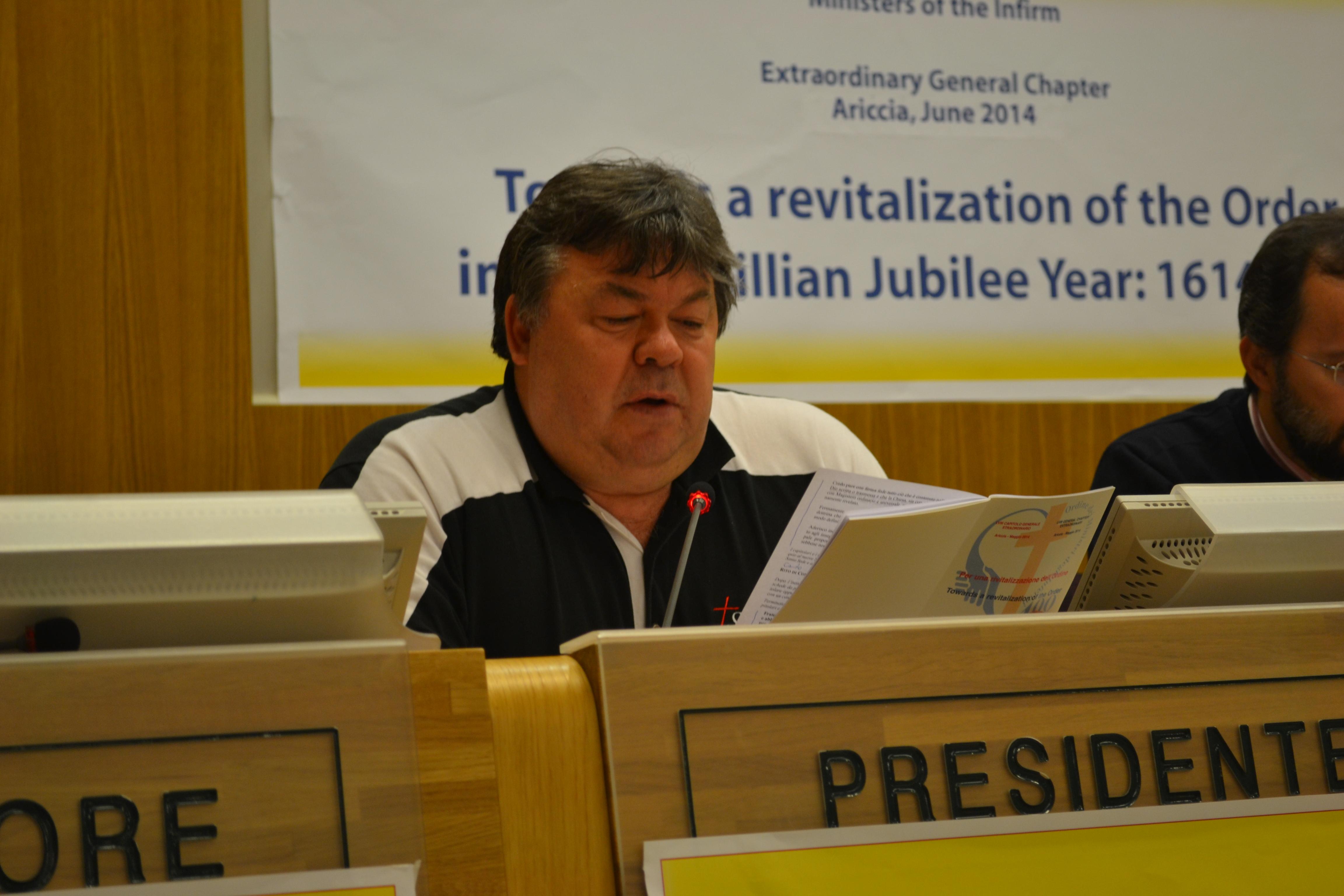 incontro giovani consacrati roma