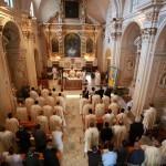 I Capitolari in visita a Bucchianico