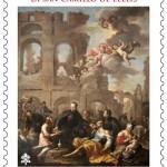 Il francobollo emesso dalla Città del Vaticano