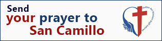 Send a prayer to St. Camillus