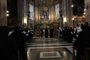 Rinnovazione dei Voti Religiosi alla Maddalena