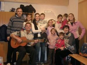 Famiglia Marrone un esempio e un supporto a famiglie con bambini disabili che possano qui trovare un punto di riferimento