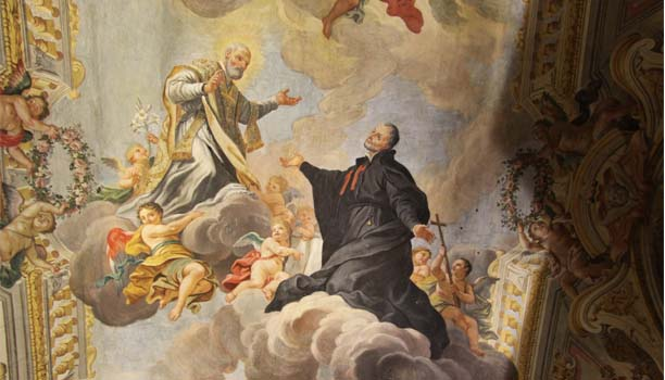 St. Camillus and St. Philip: the Meaning of a Conflict