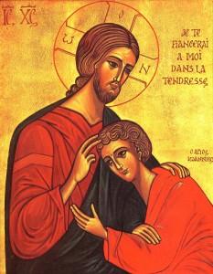 ICONA Gesù e Govanni