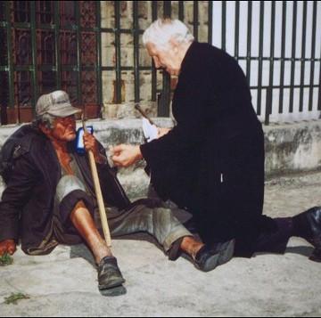 I Camilliani e la misericordia: fr. Ettore Boschini
