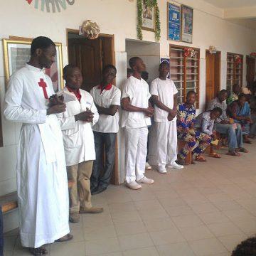 Camilliani in Togo