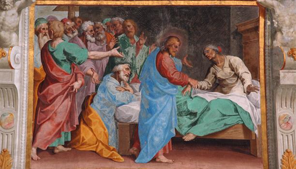 Spiritualità degli operatori della pastorale sanitaria