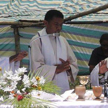 Festa della Madonna della Salute in Madagascar