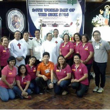 Giornata del Malato Filippine