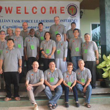 II Conferenza Leadership della Camillian Task Force