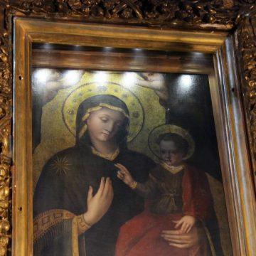 La Madonna degli infermi sarà esposta a San Pietro il 12 giugno 2016