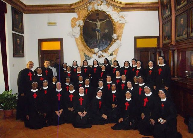 Le Figlie Di San Camillo in Pellegrinaggio Giubilare alla Maddalena