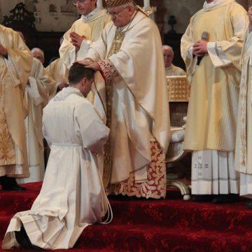 Ordinazione diaconale di Marco Moioli