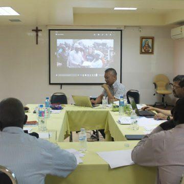 Primo incontro del Segretariato per il Ministero dell'Ordine