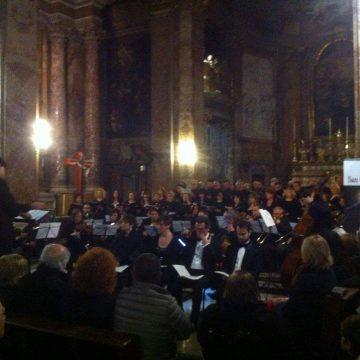 Successo per il Requiem di Mozart a Santa Maria Maddalena