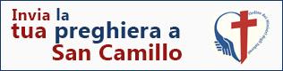 Invia la tua preghiera a San Camillo