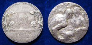 1906_Silver_Medal_Milan_International_Exhibition