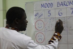 mood barometer chart