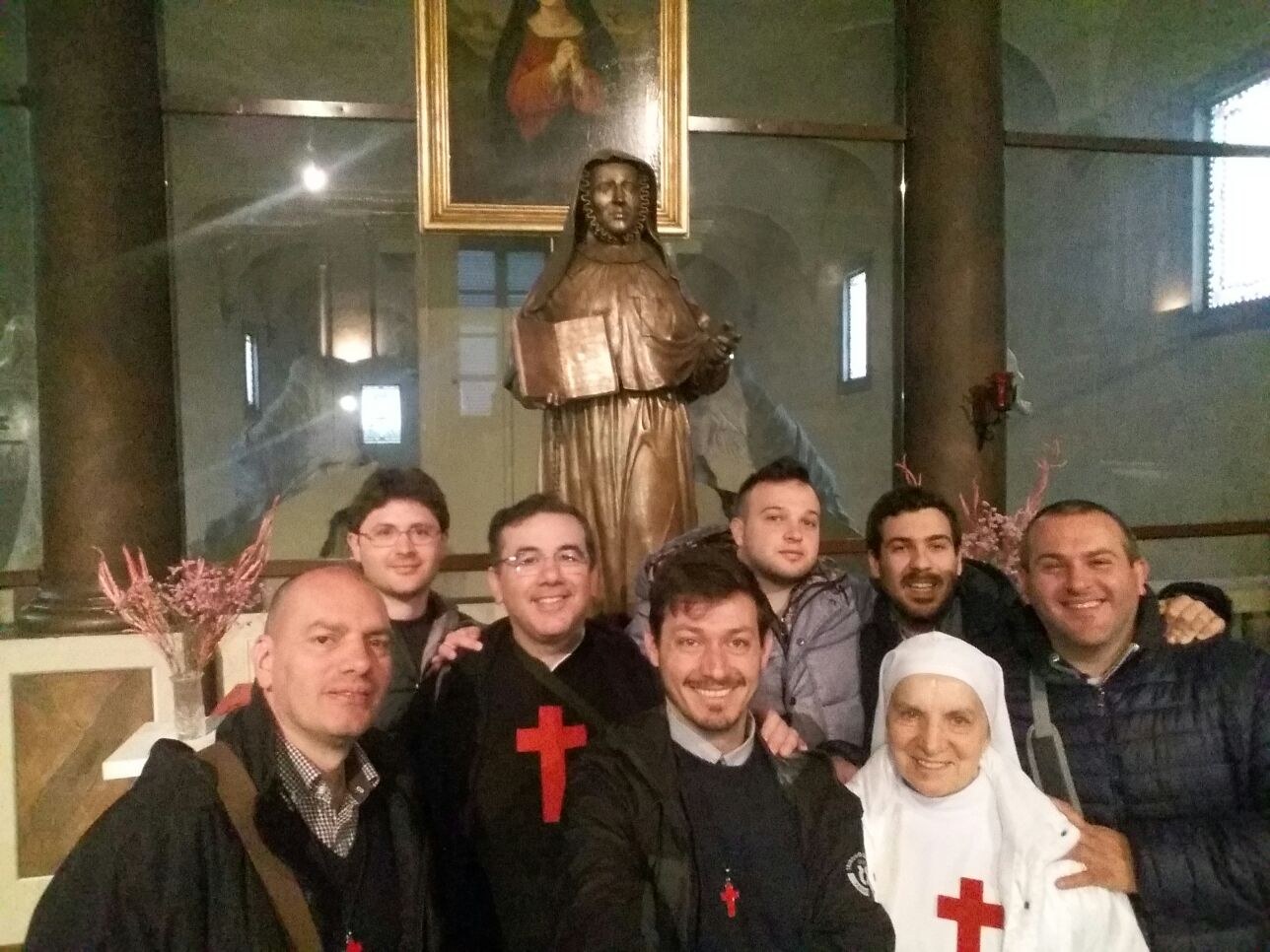 in the footsteps of the blessed maria domenica brun barbantini – a