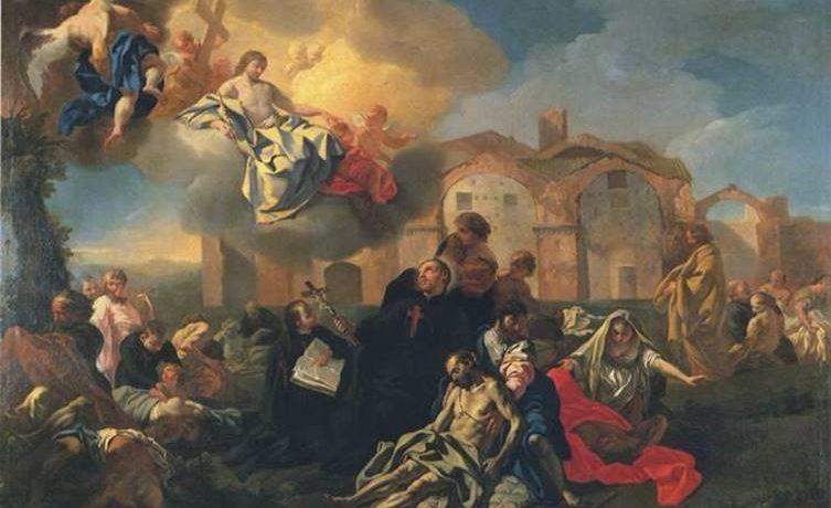Veglia di preghiera - Martiri della Carità